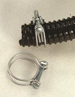 Ubbink Draadslangklem set van 2 stuks - 25 - 29 mm