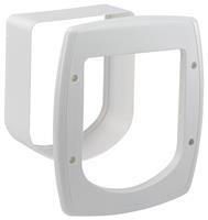 ferplast Extra Tunnel voor  Swing Microchip Wit Kattenluik