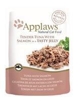 APPLAWS Cat - Tuna & Salmon in Jelly - 16 x 70 g
