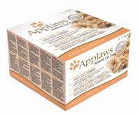 APPLAWS cat blik adult multipack chicken selection