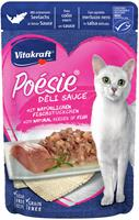 vitakraft Poesie Delisauce Koolvis 85g Kattenvoer