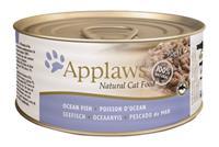 APPLAWS Blik Cat 70 gram OCEAAN VIS Kattenvoer