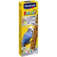 Vitakraft Parkiet Kräcker 2 stuks - Vogelsnack - Multi Vitamine