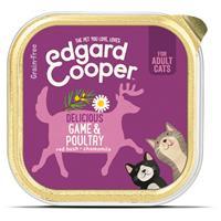 Edgard-cooper Vers Kattenvoer Gevogelte - Wild 85 gr
