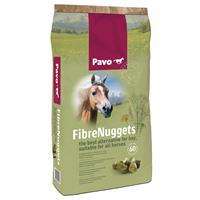 pavo FibreNuggets - Basisvoeding - 20kg - Zak