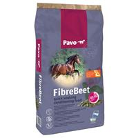 pavo FibreBeet - Basisvoeding - 15kg - Zak