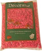Gebr. de Boon Neon quartz roze zak a 1 kg