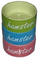Gebr. de Boon Hamstereetbak Steen Groen 6cm Voerbakken & waterflessen