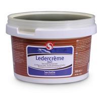 Sectolin Ledercrème - Zwart - 500 ml