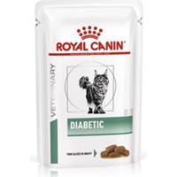 Royal Canin Veterinary Diet Diabetic kat natvoer 12x85 g