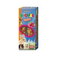 Nobby Starsnack Stickies Fruit - 2 stuks