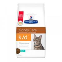 Hill's Prescription Diet K/D kattenvoer Tonijn 1.5 kg