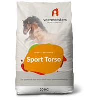 voermeesters Sport Torso - Paardenvoer - 20 kg