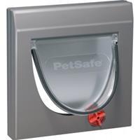 Staywell 915 Manual 4 way locking catflap kattenluik - Grijs Grijs