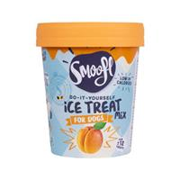 Smoofl Ice Cream Mix for Dogs - Abrikoos