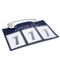 Kingsland Classic Startnummers 3 nummers