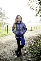 Covalliero Quilted Jacket Kids