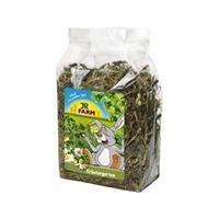 JR Farm Ruwe Knaagdiersnack - Kruidentuin - 100 gram