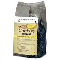 waldhausen Cookies 1 kg - Paardensnack - Banaan