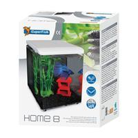 superfish home 8 aquarium wit