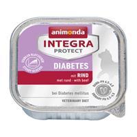 Animonda Integra Protect Cat Diabetes Rund - 16 x 100 g