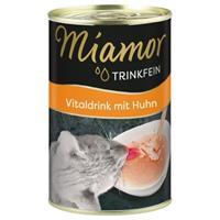 Miamor Trinkfein Vitaliteitsdrank 6 x 135 ml - Eend