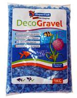SuperFish deco grind neon blauw 1 kg