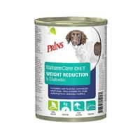 Prins NatureCare Diet Dog Weight Reduction & Diabetic - 6 x 400 g