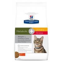 Hill's Prescription Diet Hill's Prescription Metabolic+Urinary Stress Weight+Urinary Care kat 1,5 kg