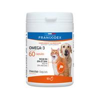 Francodex Omega 3 Capsules - 60 stuks