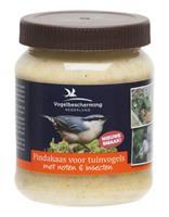 Vogelbescherming Pindakaas - Insecten - 330gram