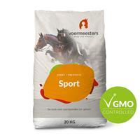 Voermeesters Sport - Sport/ Prestatie - 20kg - Zak