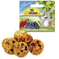 JR Farm 6 stuks  Volkoren Fruitselectie-Cookies