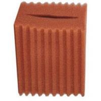 Merkloos Filterpatroon Biotec 5.1/10.1 fijn rood
