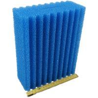 Merkloos Filterpatroon Biosmart 18/36/5.1/10.1 grof blauw