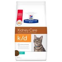 Hill's Prescription Diet K/D Kidney Care Zak Tonijn - Kattenvoer - 400 g Veterinaire Dieetvoeding
