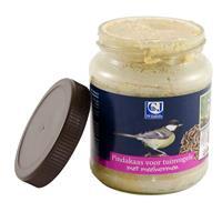 Vivara Pindakaas voor tuinvogels met meelwormen