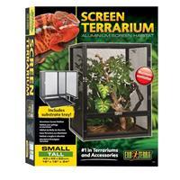 Exo Terra Ex Aluminium Draadgaas Terrarium XS