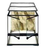 Exo Terra Glasterrarium 45x45x45 Incl Achterwand