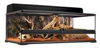 Exo Terra Glasterrarium 90x45x30 Incl Achterwand