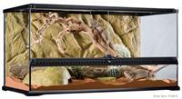 Exo Terra Glasterrarium 90x45x45 Incl Achterwand
