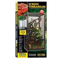 Exo Terra Ex Aluminium Draadgaas Terrarium - S