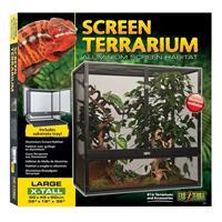 Exo Terra Ex Aluminium Draadgaas Terrarium - L