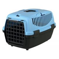 Vervoersbox Capri Small voor hond en kat Petrol