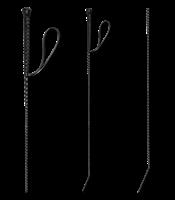 Waldhausen Rijzweep - Rijzweep - Zwart - 90 cm