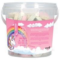 Lucky Horse Unicorn Horse Treats - Paardensnack - Aardbei Appel Mint 400 g 100 stuks