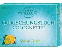 4711 Colognette Lemon Zitrus 10ST