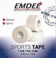 Emdee Sporttape Wit