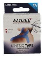 Emdee Kinesio Tape Blue