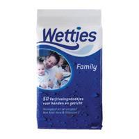 Wetties Family Verpakking